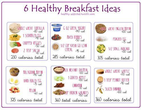 Heart Healthy Breakfast Menu  kraft recipes 11 Likes