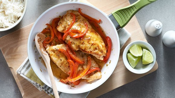 Heart Healthy Chicken Breast Recipes  Glazed Chicken Breasts