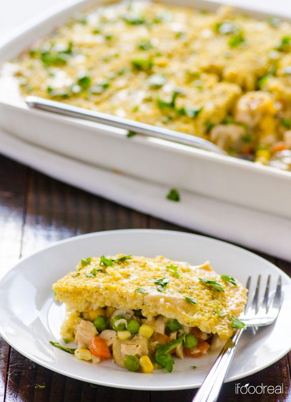 Heart Healthy Chicken Casserole  41 Heart Healthy Casserole Recipes