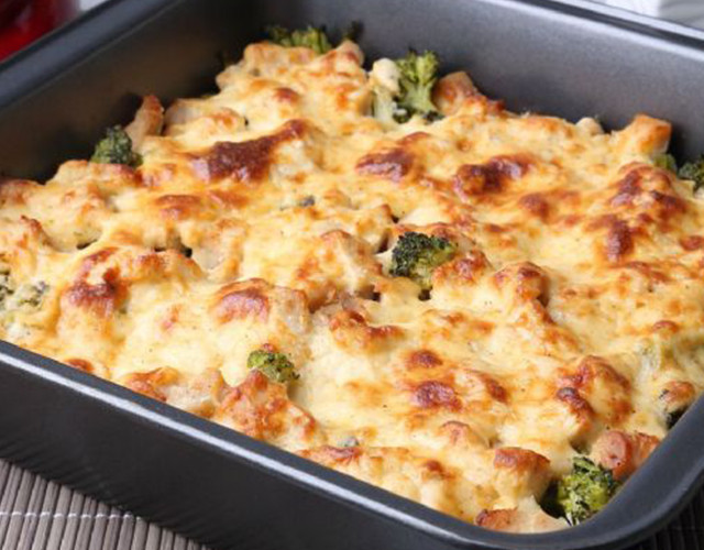 Heart Healthy Chicken Casserole  Yummy Mommies meal receipts & list of dishes and heart