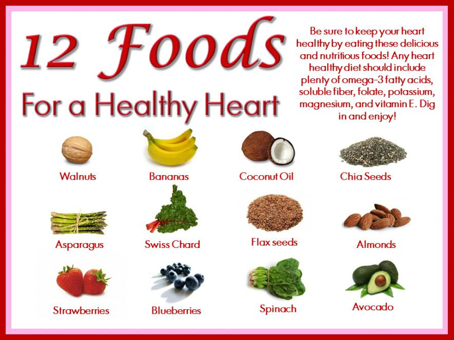 Heart Healthy Diet Recipes  Great Healthy Diet Recipes for Your Heart OrArticle
