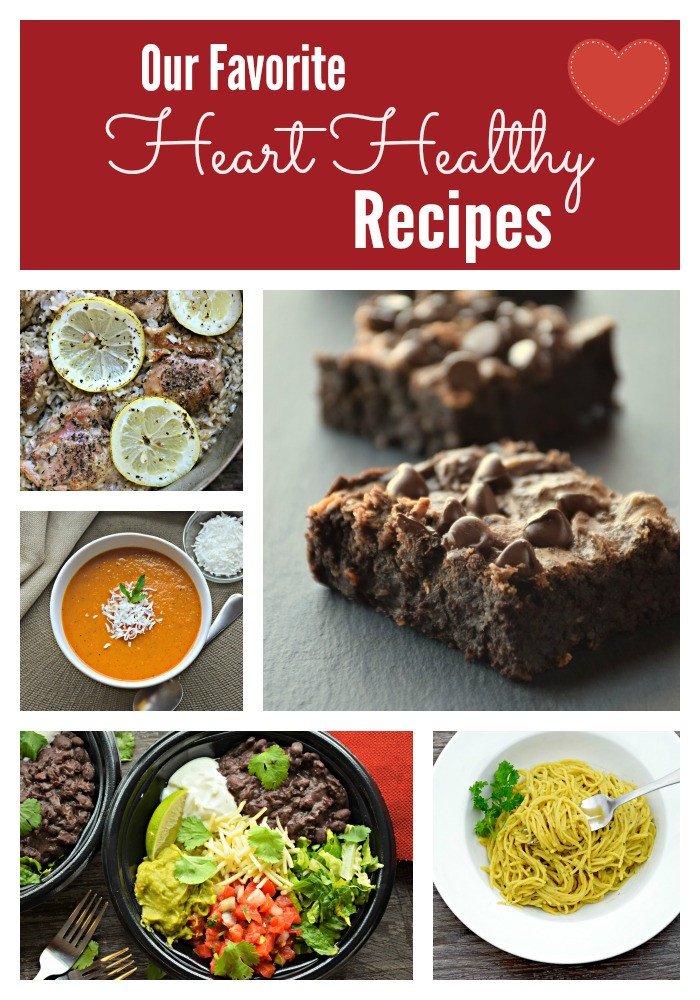 Heart Healthy Diets Recipes  Our Favorite Heart Healthy Recipes