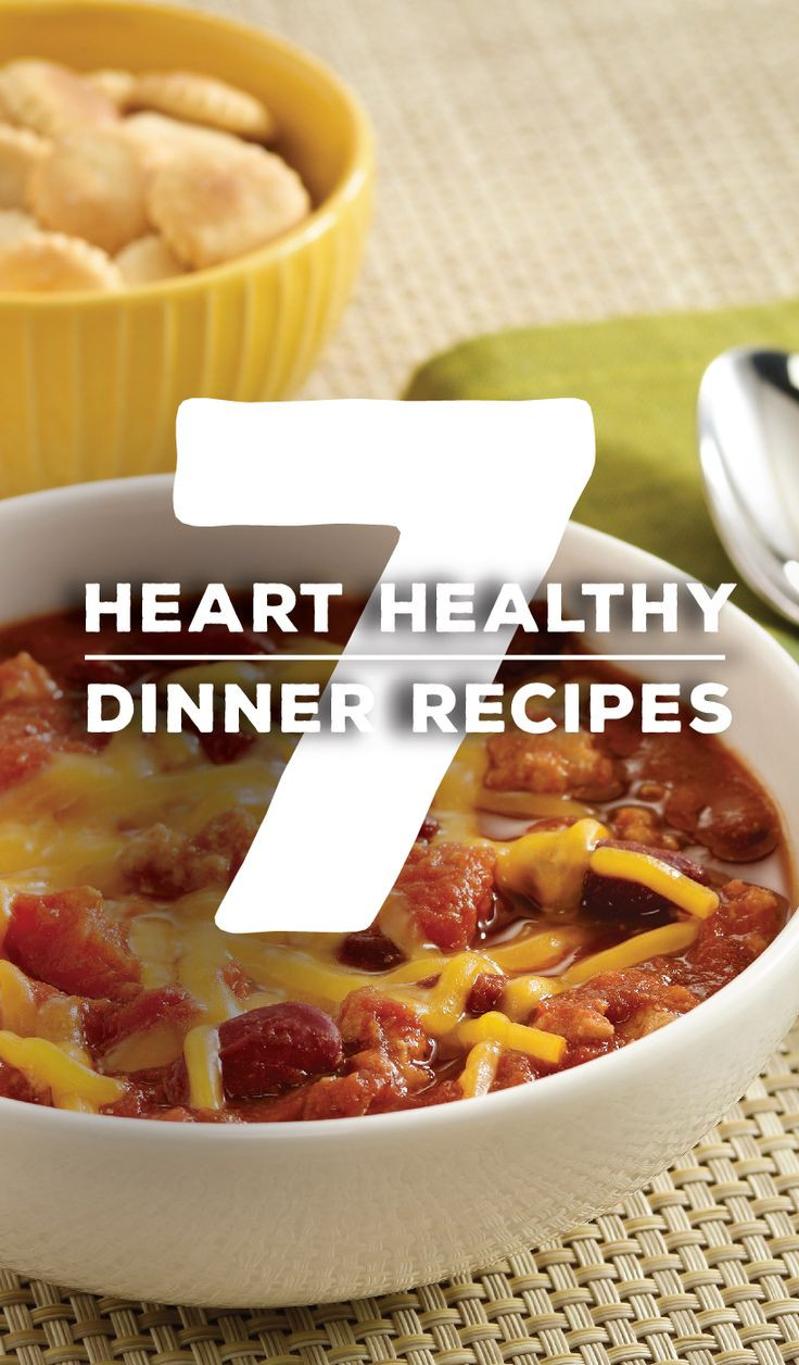 Heart Healthy Dinner Recipes  7 Heart Healthy Recipes all 30 minutes or less 7