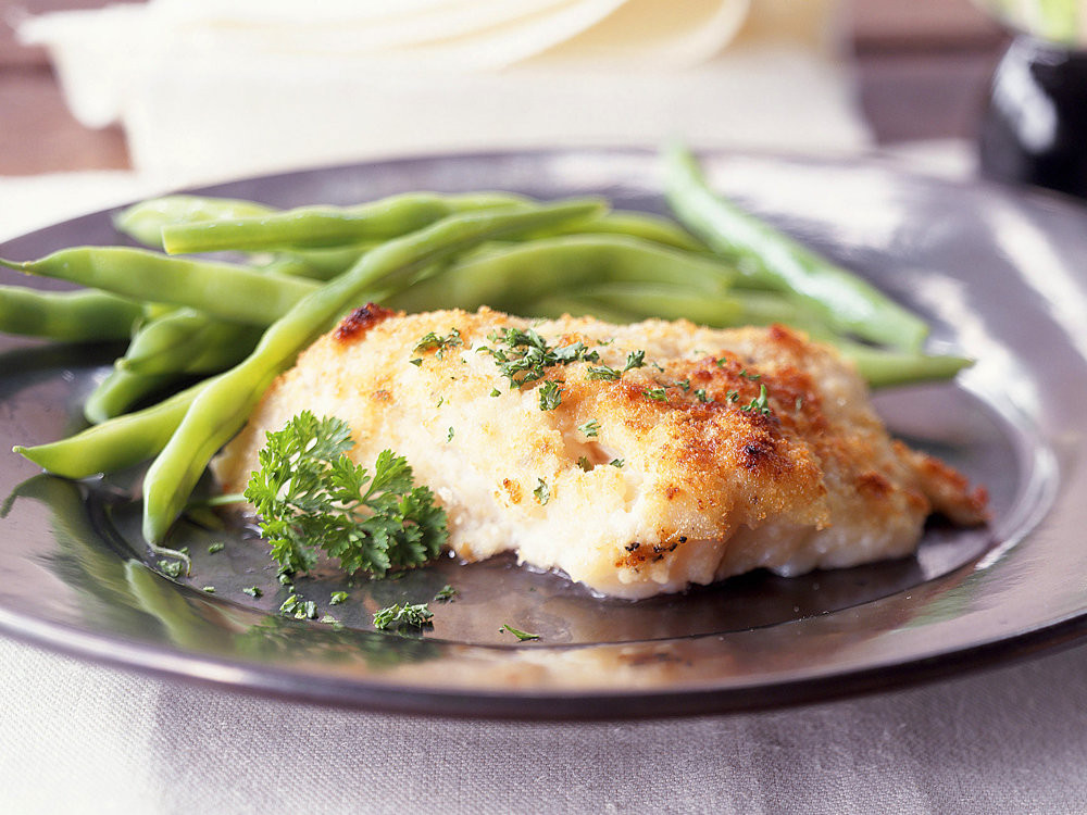 Heart Healthy Fish Recipes  Easy Baked Fish Fillets Recipe