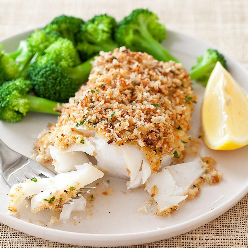 Heart Healthy Fish Recipes  Baked Fish