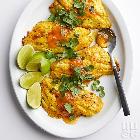 Heart Healthy Fish Recipes  Healthy Fish Recipes
