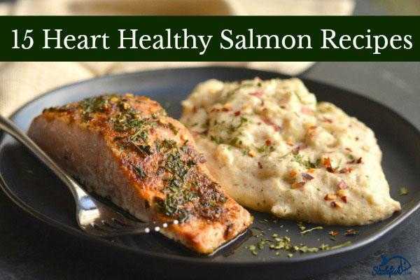 Heart Healthy Fish Recipes  15 Heart Healthy Salmon Recipes – Sizzlefish