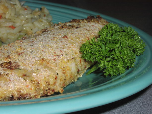 Heart Healthy Fish Recipes  Heart Healthy Oven fried Fish Recipe Food