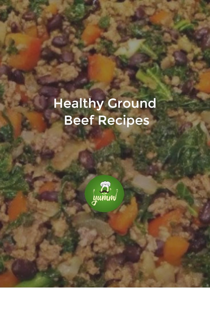 Heart Healthy Ground Beef Recipes  Healthy Ground Beef Recipes List