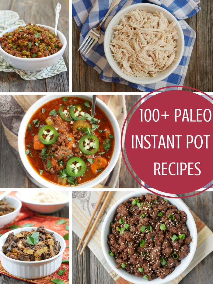 Heart Healthy Instant Pot Recipes  100 Paleo Instant Pot Recipes