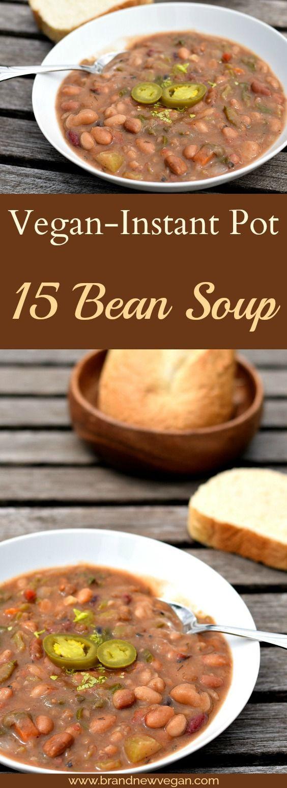 Heart Healthy Instant Pot Recipes  185 best Vegan Instant Pot
