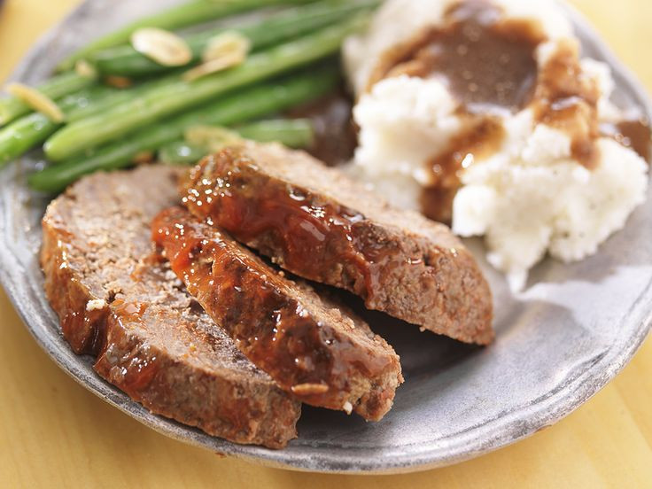 Heart Healthy Meatloaf  84 best images about Main Dishes on Pinterest
