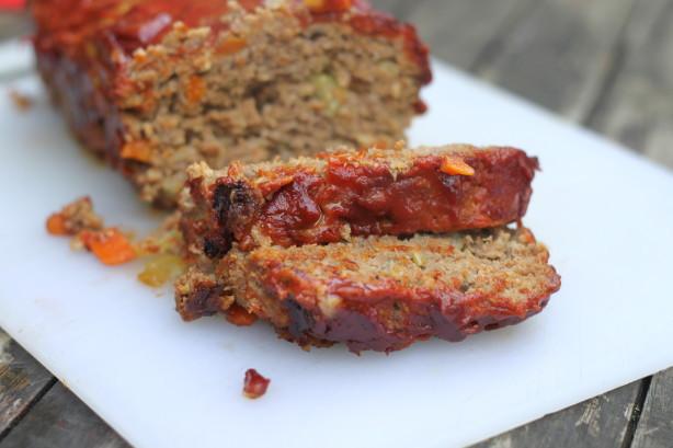 Heart Healthy Meatloaf  Low Sodium Meatloaf Recipe Food