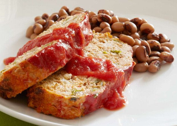 Heart Healthy Meatloaf  15 best Recipes Congestive Heart Failure and Diabetic