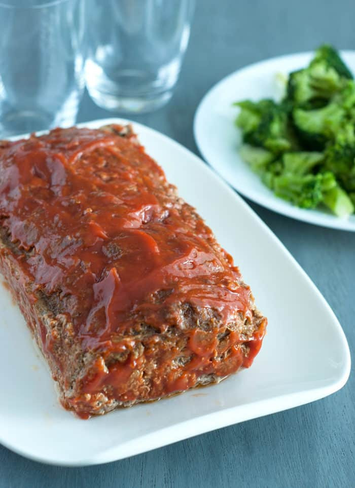 Heart Healthy Meatloaf  Easy High Protein Low Carb Recipes