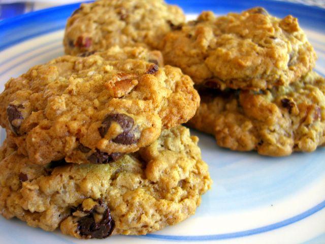 Heart Healthy Oatmeal Cookies  bakingsheet Heart Healthy Oatmeal Chocolate Chip Cookies