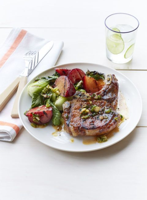 Heart Healthy Pork Chop Recipes  745 best images about Dinners Under 500 Calories on