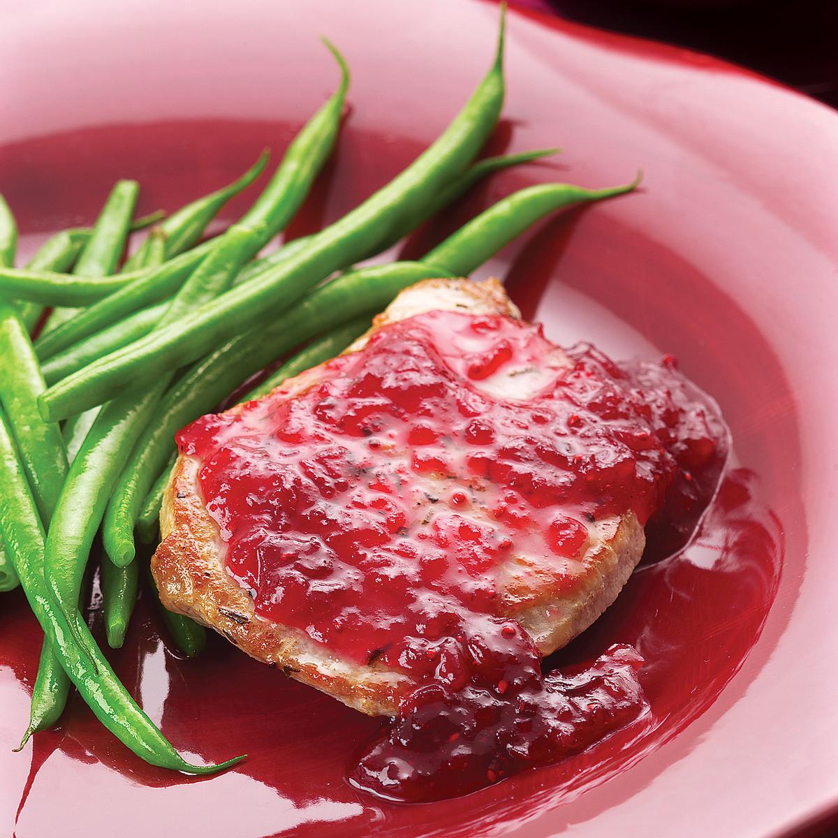 Heart Healthy Pork Chops  Heart Healthy Recipes