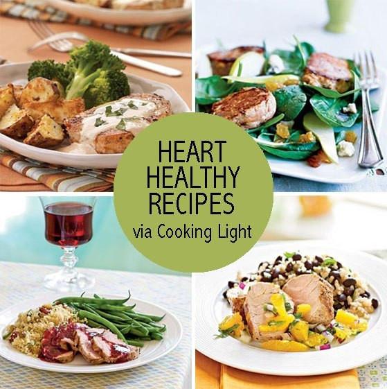 Heart Healthy Pork Recipes  NECTARAND PANY