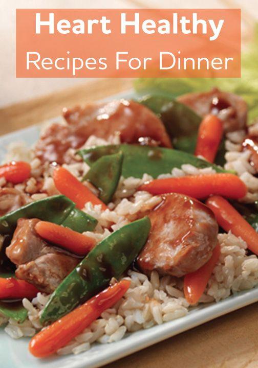 Heart Healthy Pork Recipes  Best 25 Cardiac t ideas on Pinterest