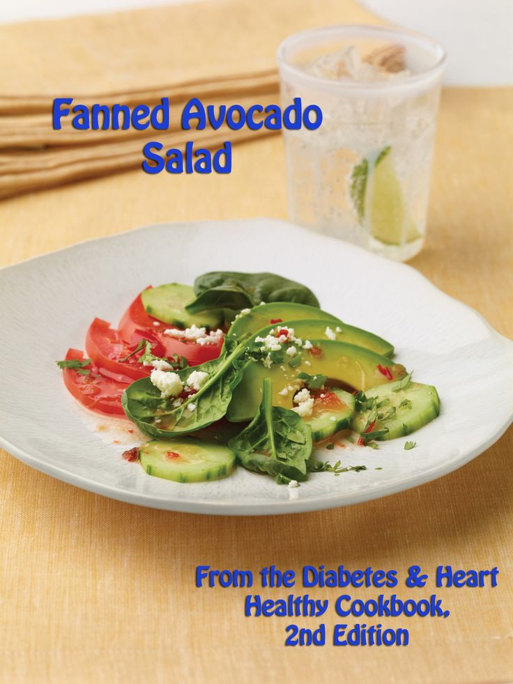 Heart Healthy Recipes For Diabetics  69 best images about Diabetes Books & Cookbooks on