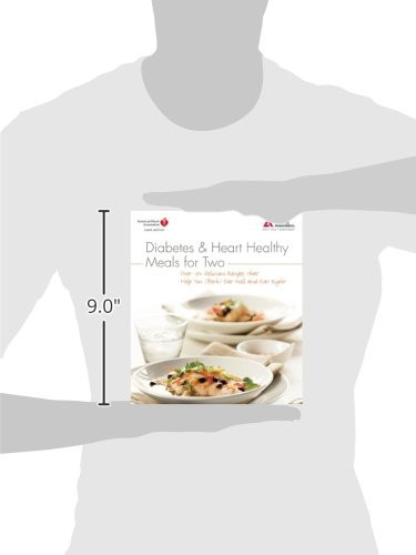 Heart Healthy Recipes For Diabetics  Diabetes and Heart Healthy Meals for Two Import It All