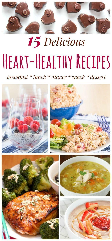 Heart Healthy Recipes For Diabetics  The 25 best Heart healthy foods ideas on Pinterest