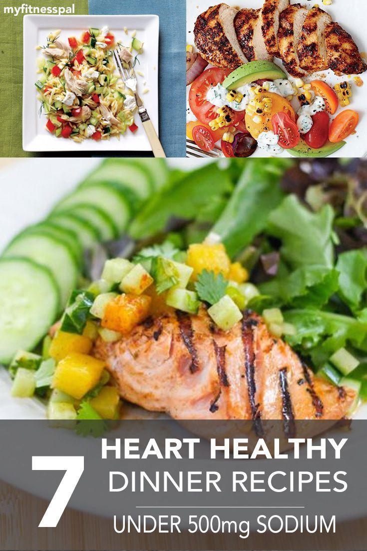 Heart Healthy Recipes Low Sodium  7 Heart Healthy Dinner Recipes
