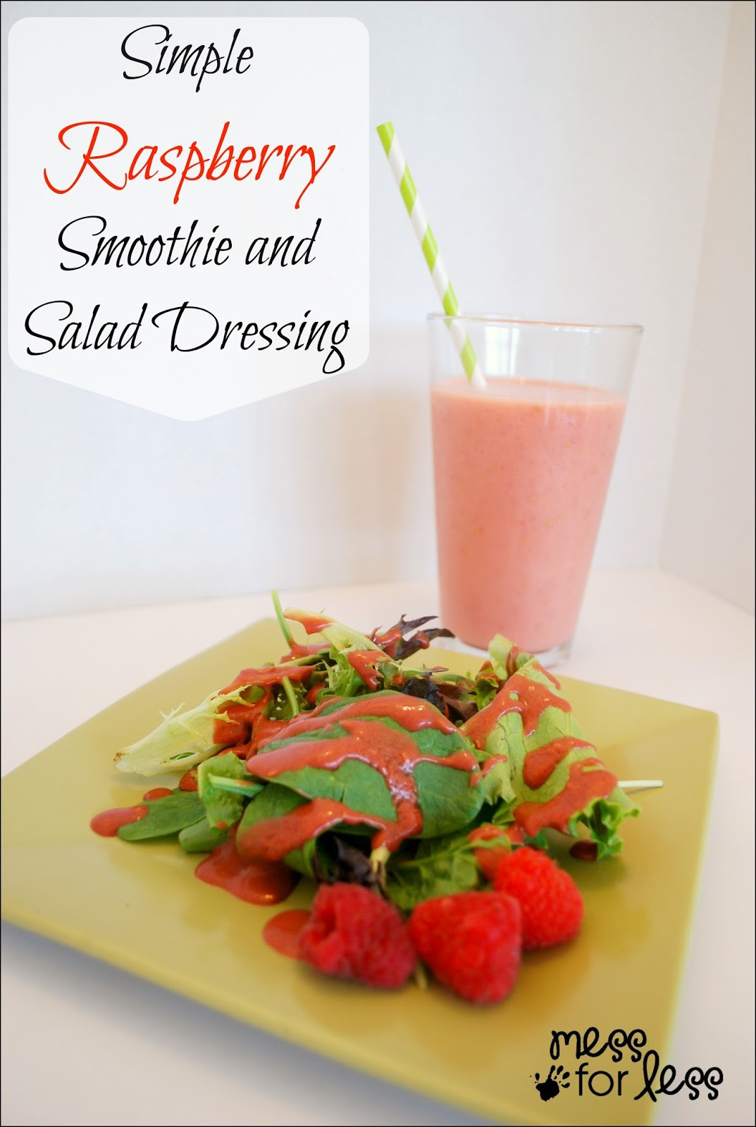 Heart Healthy Salad Dressings  Recipes for Heart Health Raspberry Smoothie and