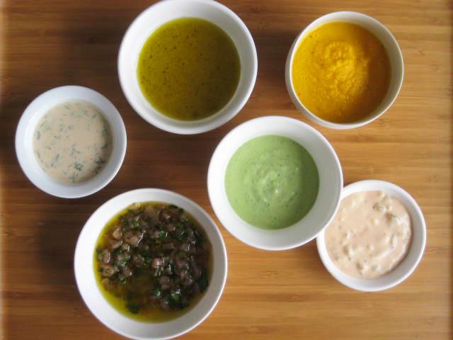 Heart Healthy Salad Dressings  [Recipe] 7 Quick & Heart Healthy Salad Dressings