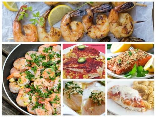 Heart Healthy Shrimp Recipes  Heart Healthy Seafood Recipes for Heart Health Awareness