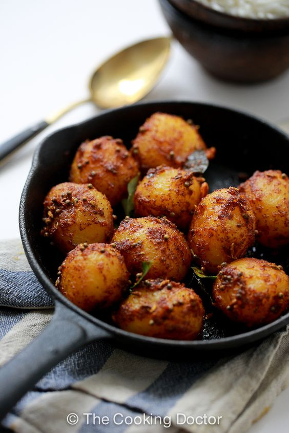 Heart Healthy Side Dishes  ay potatoes easy and healthy side dish This is a
