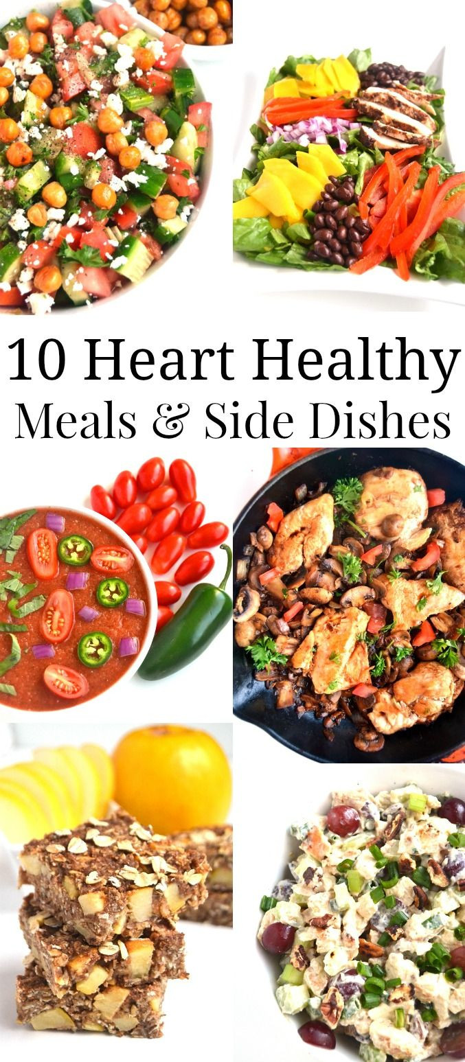 Heart Healthy Side Dishes  Best 25 Heart healthy meals ideas on Pinterest