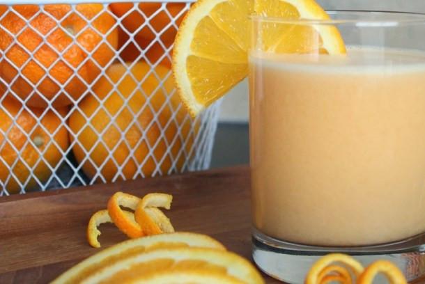 Heart Healthy Smoothies  Heart Healthy Orange Smoothie Recipe Ideas Rural Mom