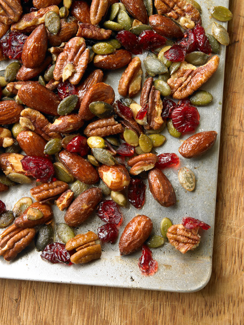 Heart Healthy Snack Recipes  Party Nut Mix Further Food
