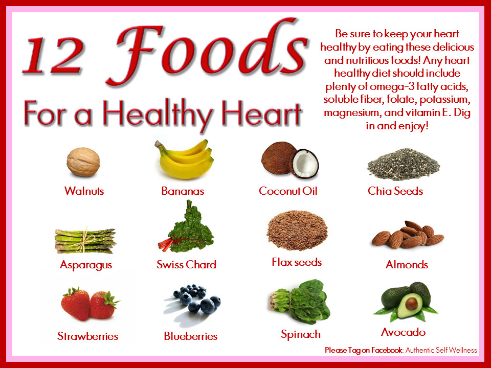 Heart Healthy Snacks On The Go  Top Heart Healthy Foods