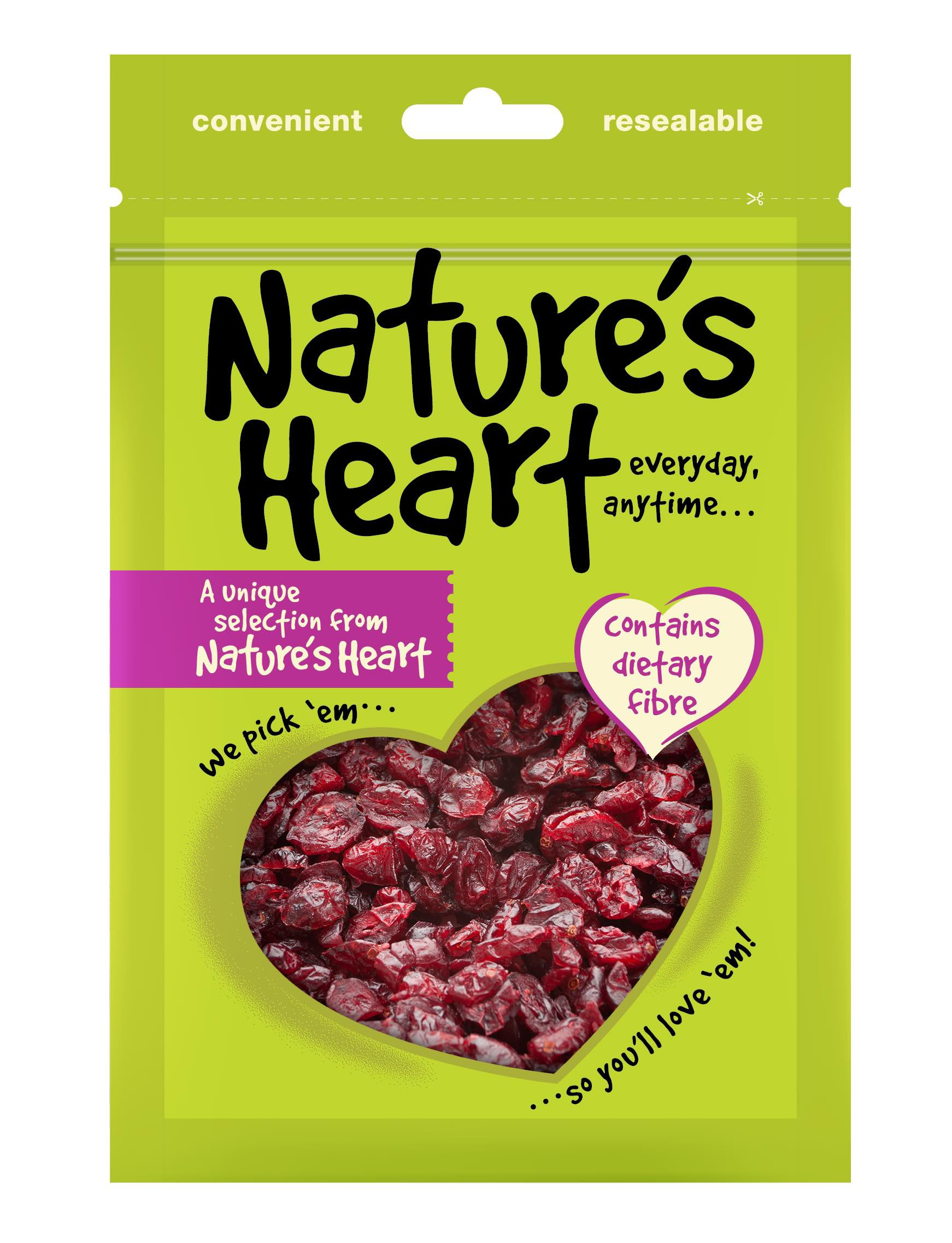 Heart Healthy Snacks On The Go  Guardian Introduces Nature s Heart Healthy Snacks For a