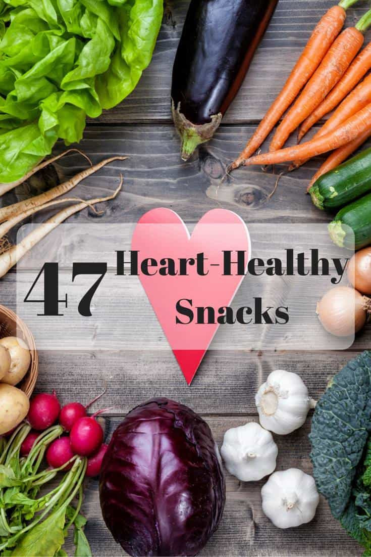 Heart Healthy Snacks On The Go  47 Heart Healthy Snack Ideas Midlife Healthy Living