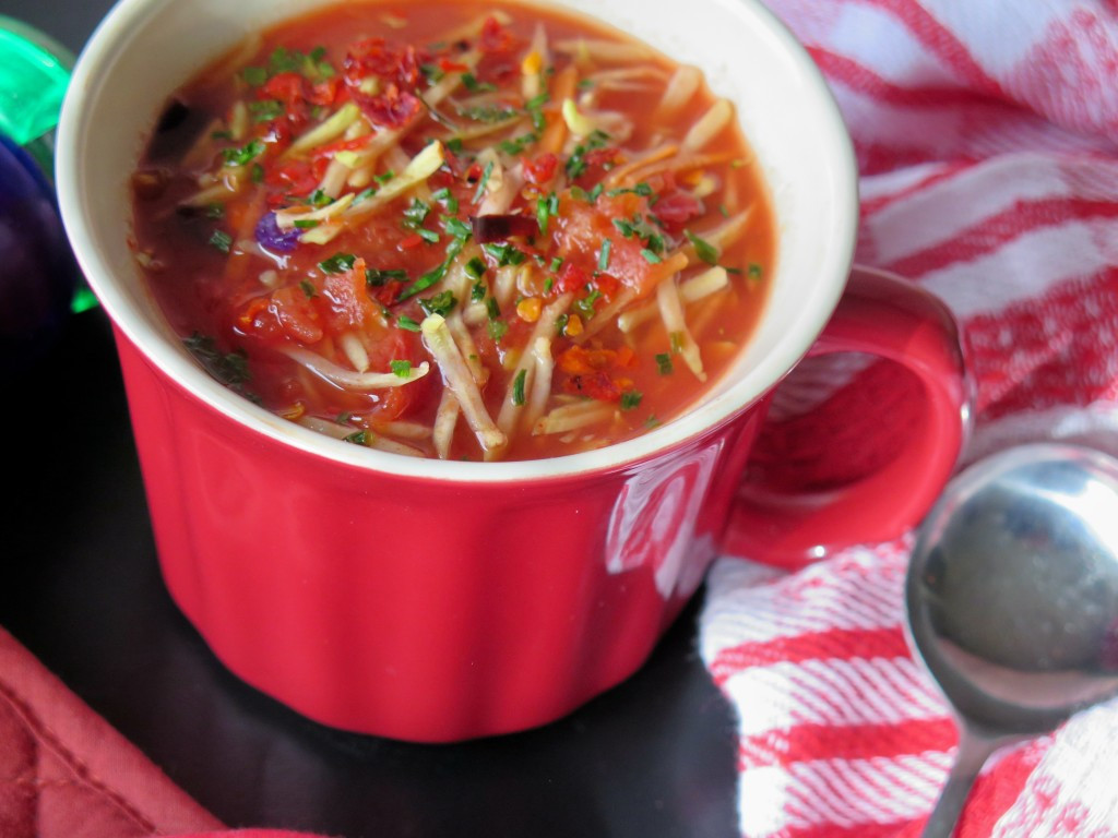 Heart Healthy Soup Recipes  Heart Healthy Ve able Soup FreshTastyValentines