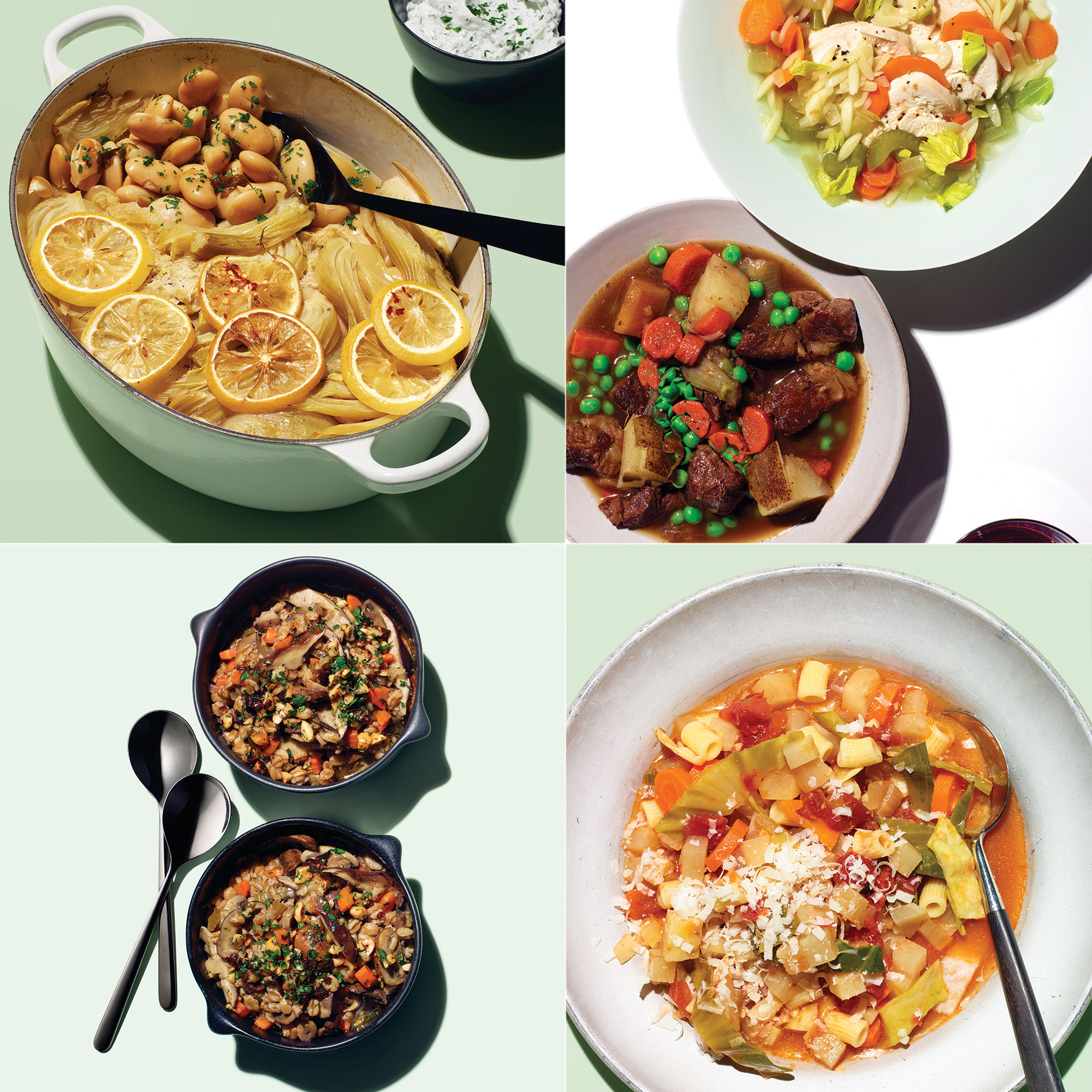 Heart Healthy Soups And Stews  Hearty Soups and Stews Health