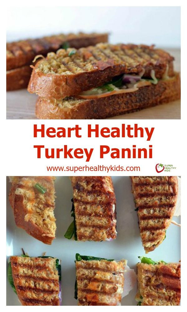 Heart Healthy Thanksgiving Recipes  Best 25 Healthy panini recipes ideas on Pinterest