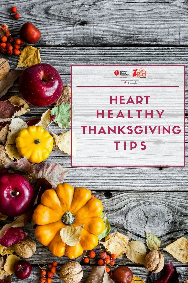 Heart Healthy Thanksgiving Recipes  421 best Holiday Health and Safety images on Pinterest