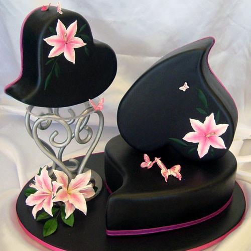 Heart Shaped Wedding Cakes  Heart shape cake ideas Advice Project Wedding Forums