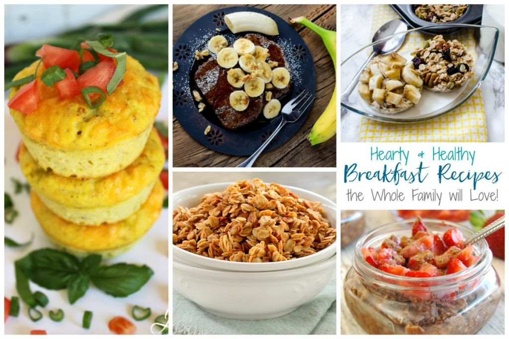 Hearty Healthy Breakfast  Hearty and Healthy Breakfast Recipes the Whole Family will