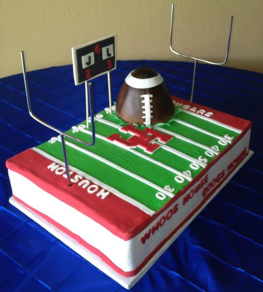 Heb Wedding Cakes  Best 25 Football grooms cake ideas on Pinterest