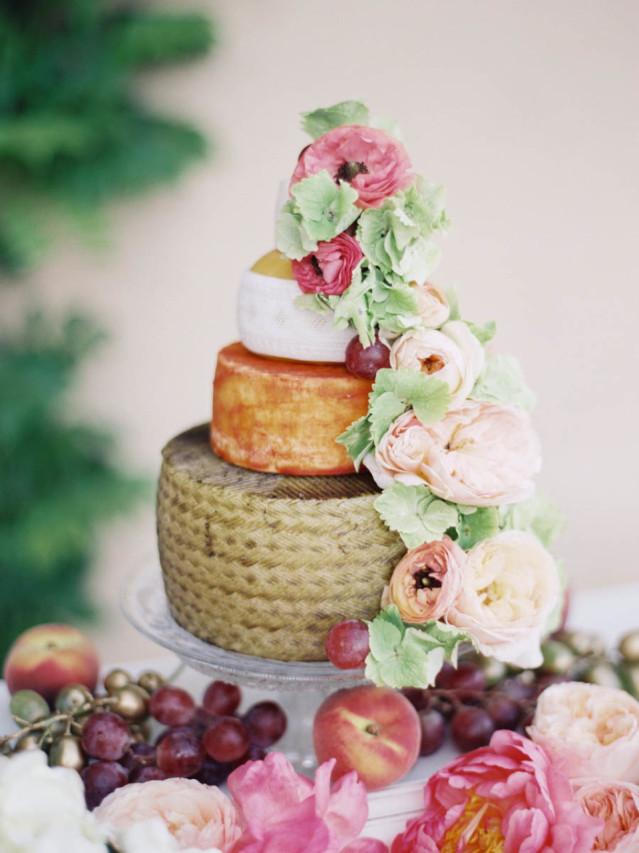 Heb Wedding Cakes  Bruidstaart van kaas