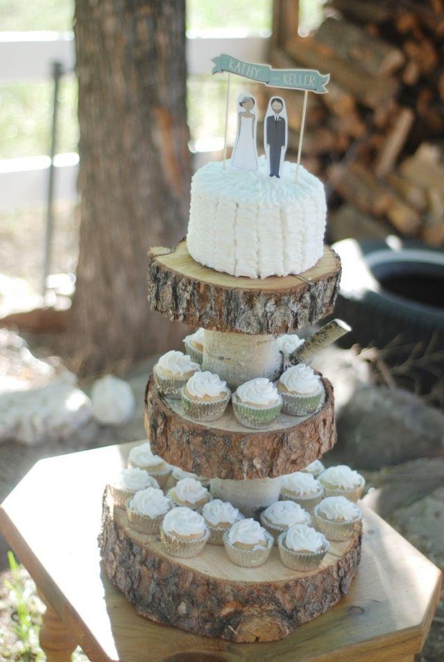 Heb Wedding Cakes  Diy etagère voor je bruidstaart