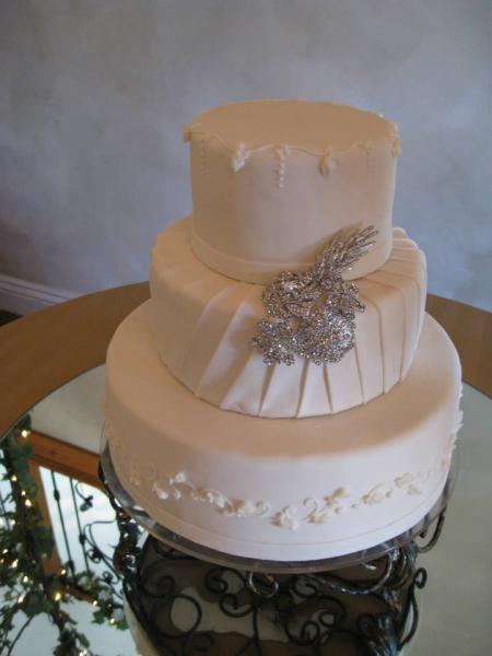 Heritage Wedding Cakes  Simply White Wedding Cake Wedding Cakes
