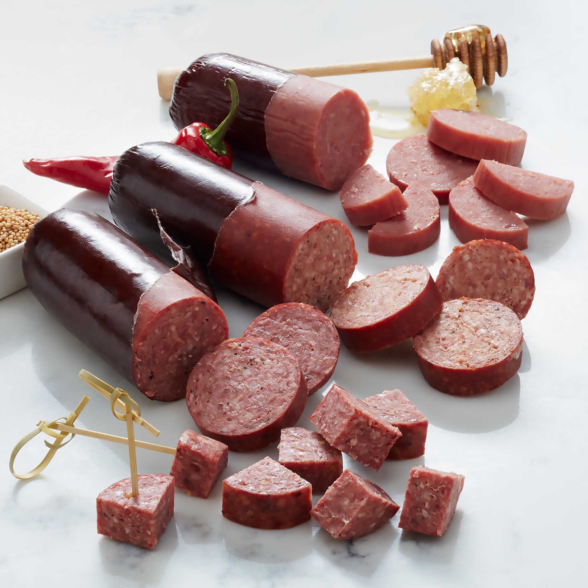 Hickory Farms Beef Summer Sausage 20 Ideas for Hickory Farms Summer Sausage Flight