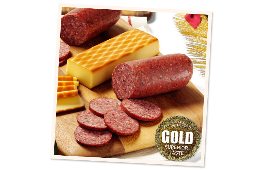Hickory Farms Turkey Summer Sausage  Hickory Farms